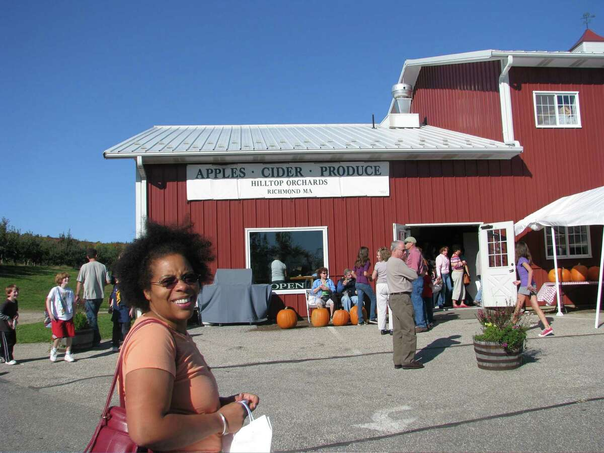 Hilltop Orchards in Mass.