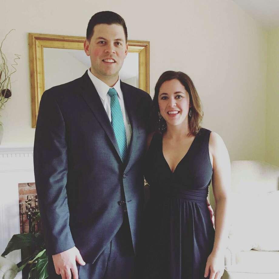 Scott Michael Loftus and Sara Elizabeth Tiani Photo: / Contributed Photo