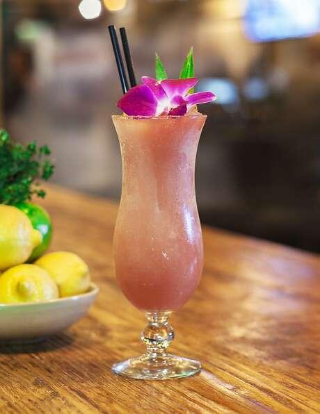 Palm House Frosé Cocktail. Photo: Summer Wilson.