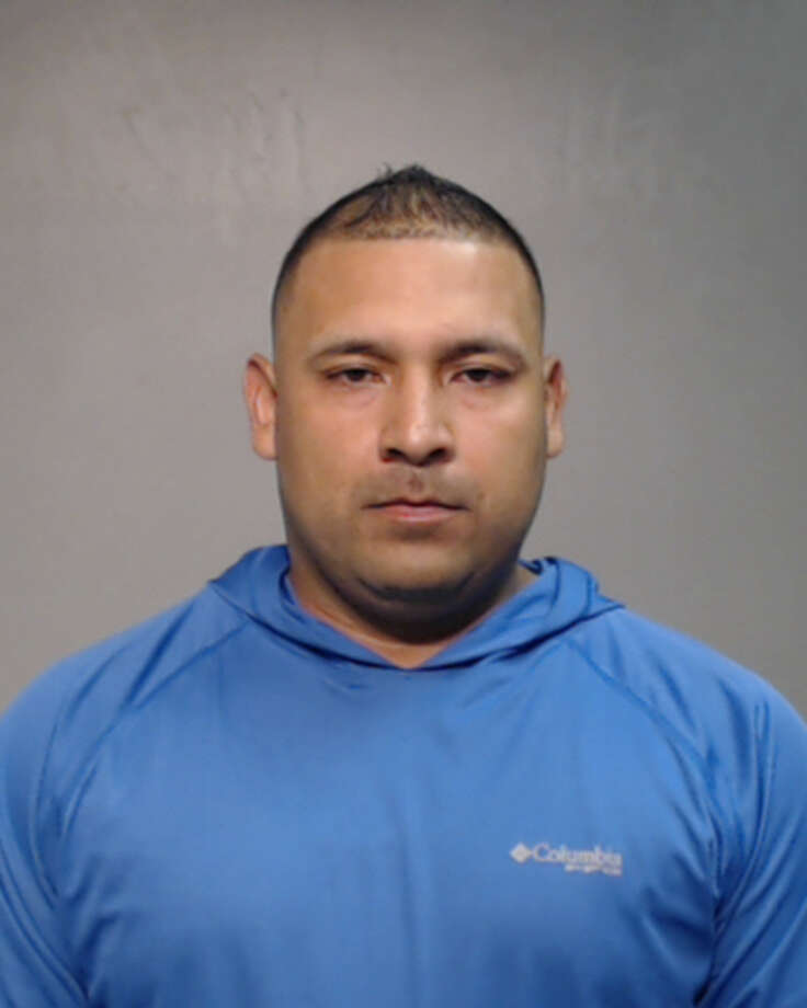 Michael Soto, 33, was arrested Sept. 27, 2016 on one count of official oppression and one count of makign a false report to police. He was released the same day after paying $15,000 in bonds. Photo: Courtesy/Hidalgo County Jail