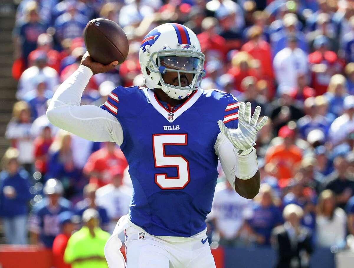 Buffalo Bills Cap space: $18 million Needs: Quarterback, wide receiver, secondary