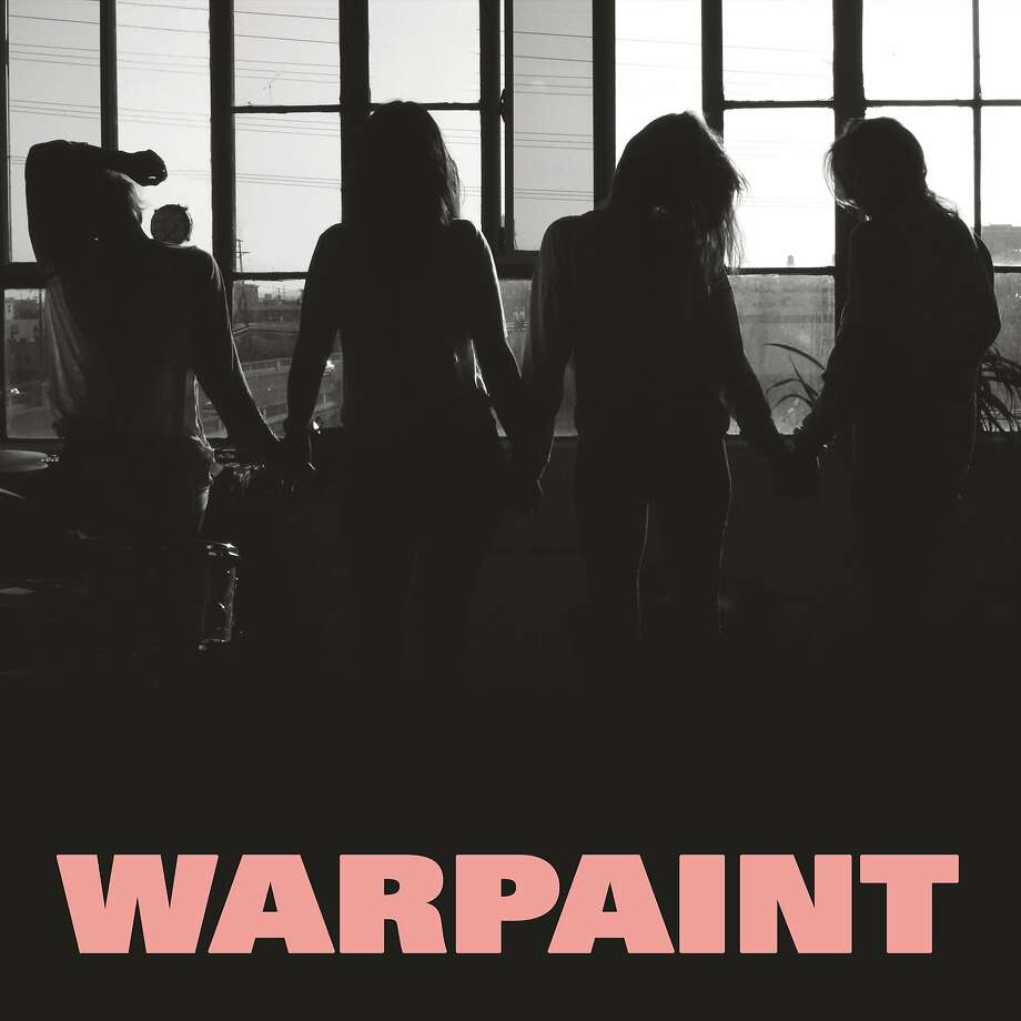 Warpaint's is on tour in support of its third album, 'Heads Up' Photo: Rough Trade