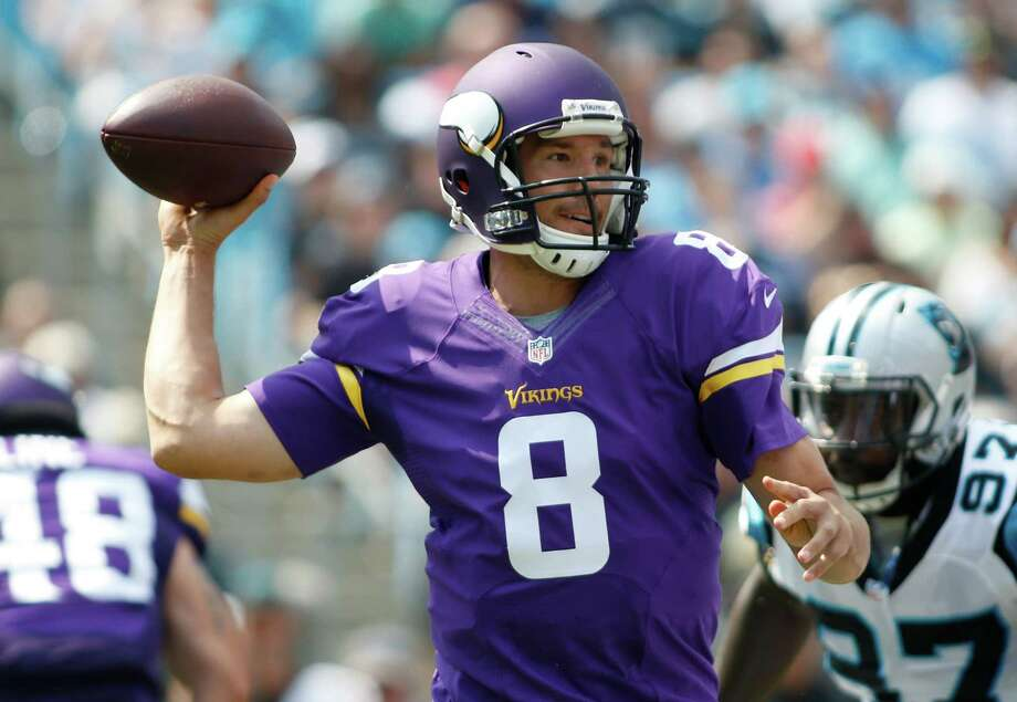 Sam Bradford is 3-0 as the Vikings' starting quarterback after being acquired from Philadelphia just before the season opener.Click through the gallery to see where the Vikings stand in John McClain's Week 5 NFL power rankings. Photo: Associated Press / FR170480 AP
