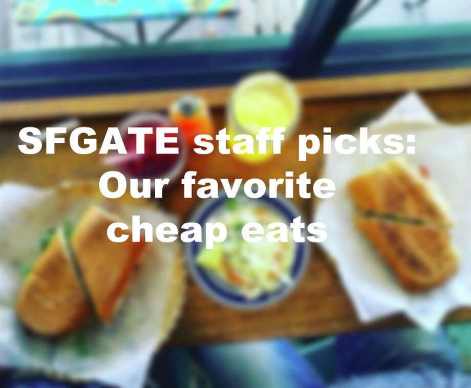 Cheap Eats Photo: Jessica Mullins