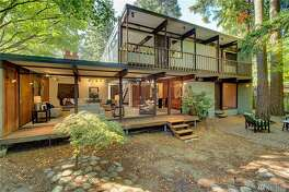 The second home, 8208 37th Ave. N.E., is listed for $795,000. It is in Wedgwood. 