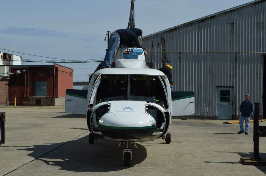 Sikorsky S76 Helicopter Training
