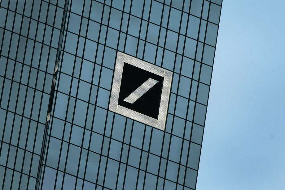 Deutsche Bank's shares are down 51 percent so far this year and it's negotiating a multibillion-dollar fine in the U.S. that it could have trouble paying. Photo: AFP /Getty Images /File Photo / AFP or licensors