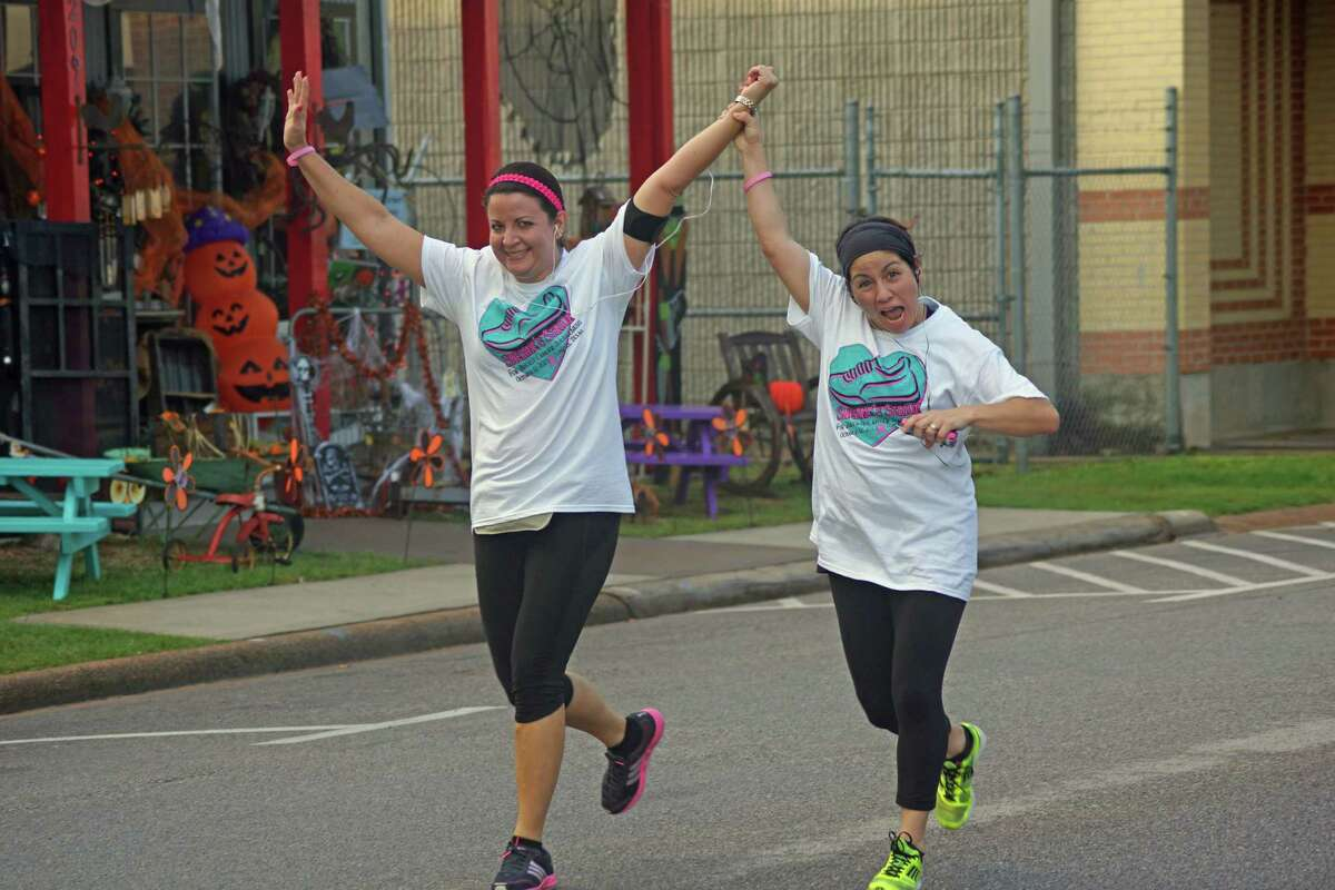 Tomball's signature breast cancer run went by a new name this year. Paces 4 Pink, formerly Sherine's Stride, was held Oct. 1 at Tomball's Depot Plaza.