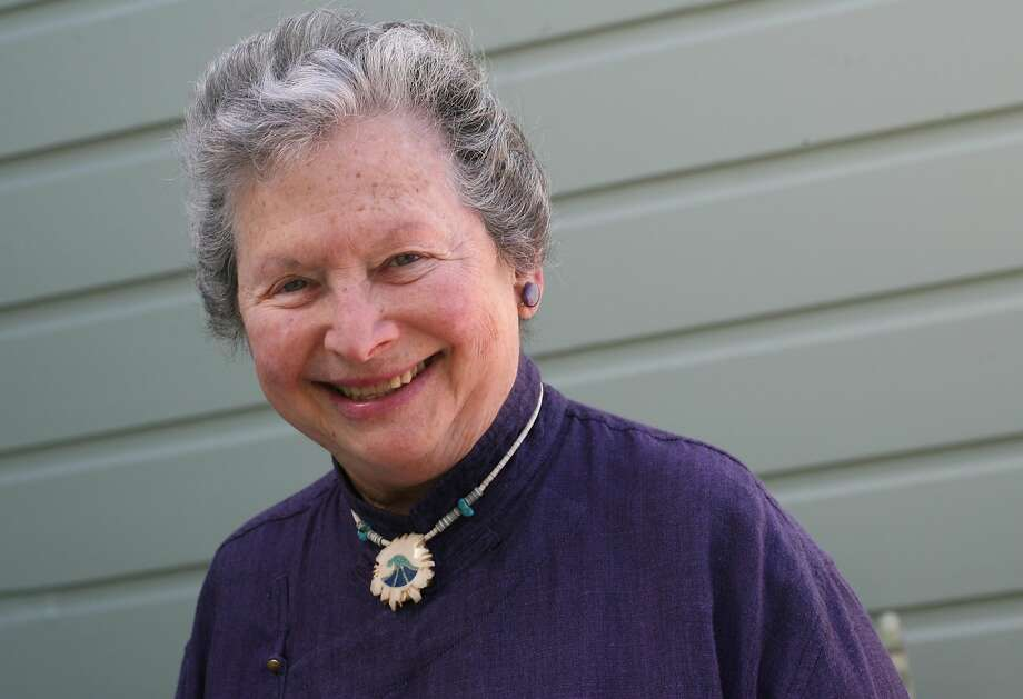 Judy Stone was a film critic for The Chronicle. Photo: Penni Gladstone, San Francisco Chronicle