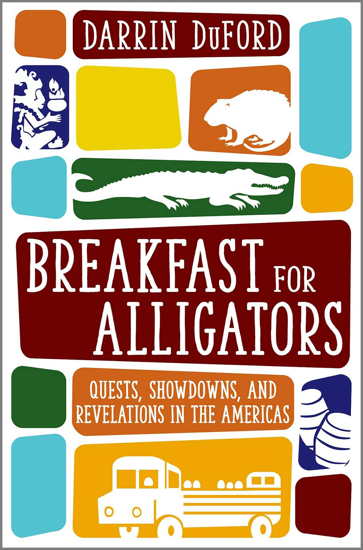 """Breakfast for Alligators"" by Darrin DuFord"