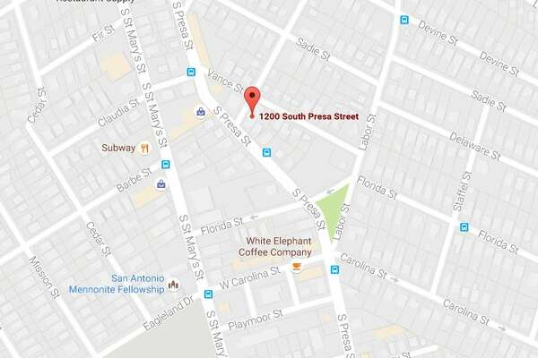 James Ernest Wallace, 35, was found dead in the driver's seat of a 2016Mitsubishi Outlander at about 1:30 a.m. in the 1200 block of South Presa Street.