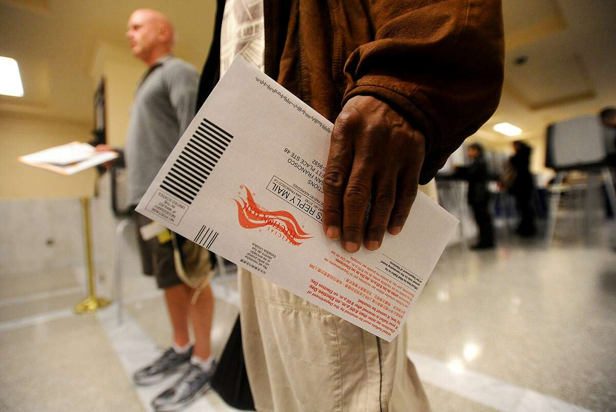 San Francisco is one of four cities in California with ranked-choice voting. A bill to enable other cities in the state to adopt the voting system was vetoed in September by Gov. Jerry Brown.
