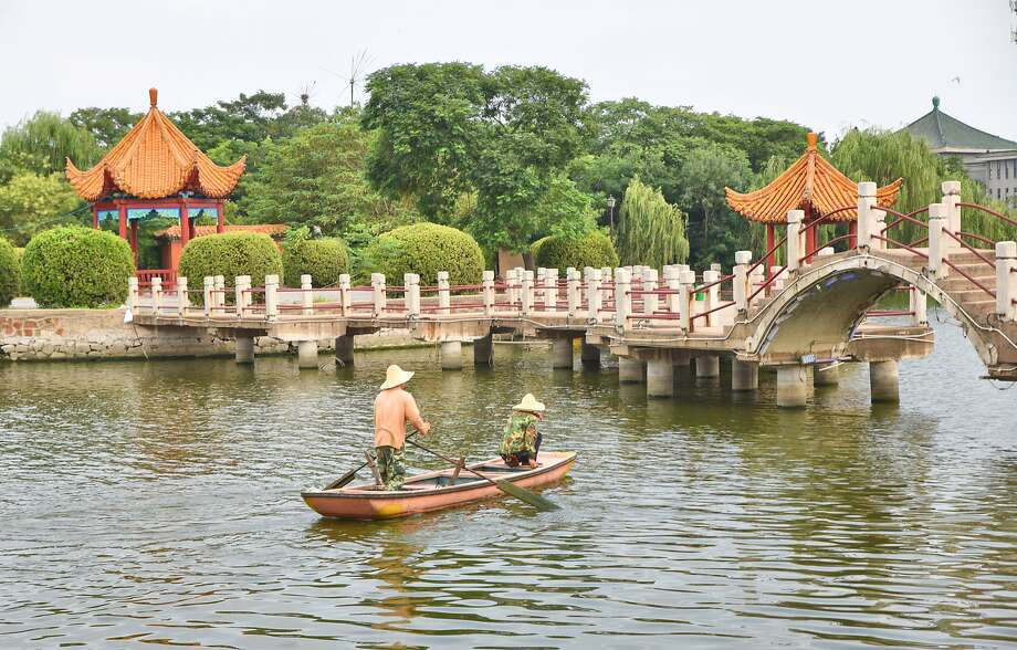 Kaifeng, without the modernization growth boom of major Chinese cities, offers one of the country's most laid-back visitor experiences. Photo: Ronan O'Connell, Special To The Chronicle