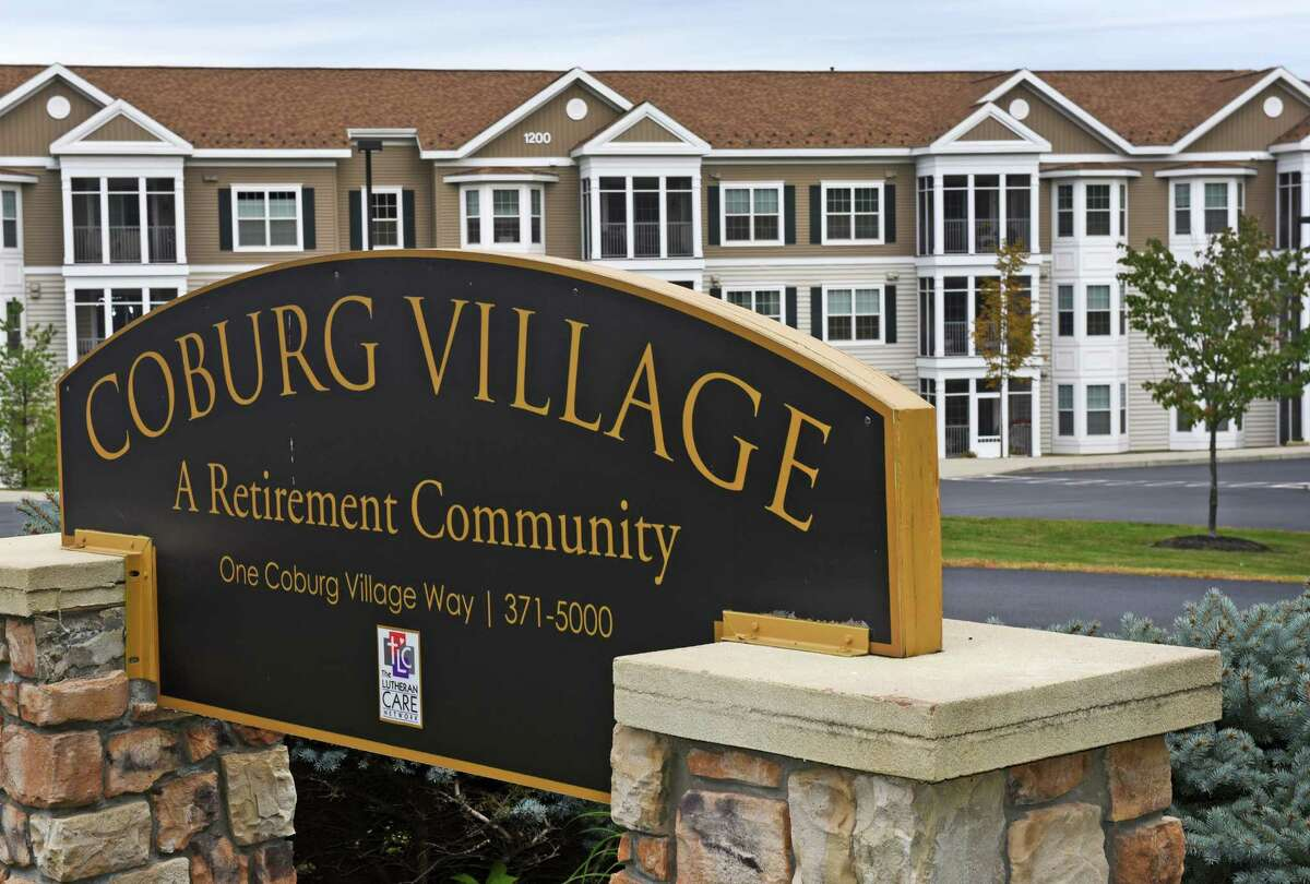 Coburg Village at One Coburg Village Way on Friday, Sept. 30, 2016, in Rexford , N.Y. The operators of the nonprofit 55-and-older housing complex in Rexford ran roughshod over residents and rules in an illegal display of power and retribtion that requires their ouster from the facility, Attorney General Eric Schneiderman charged in court papers. (Michael P. Farrell/Times Union)
