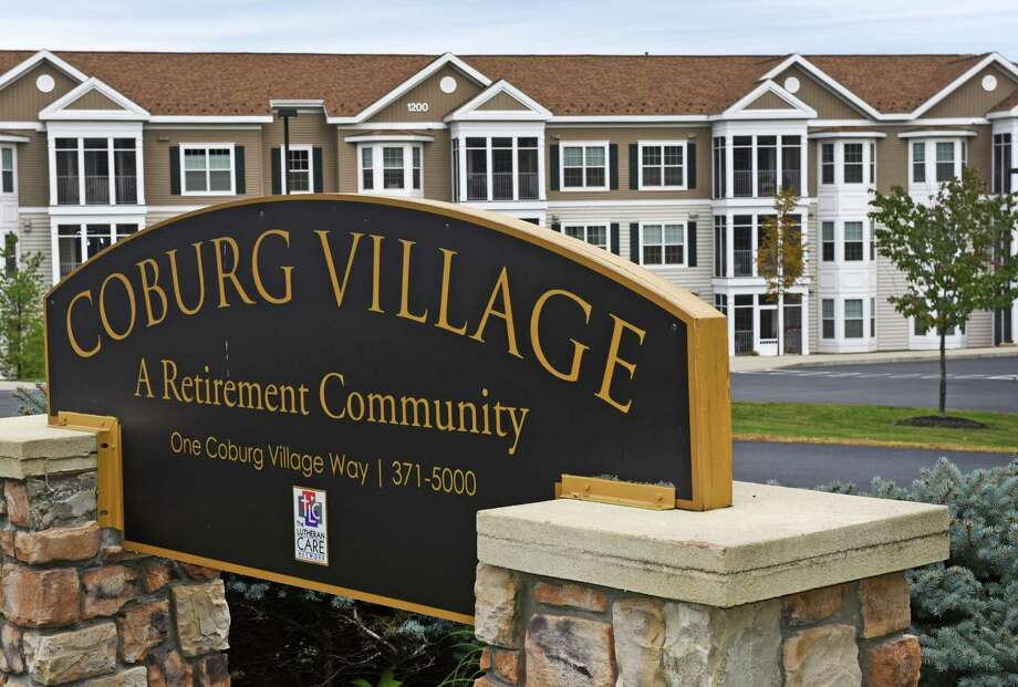 Coburg Village at One Coburg Village Way on Friday, Sept. 30, 2016, in Rexford , N.Y. The operators of the nonprofit 55-and-older housing complex in Rexford ran roughshod over residents and rules in an illegal display of power and retribtion that requires their ouster from the facility, Attorney General Eric Schneiderman charged in court papers. (Michael P. Farrell/Times Union) Photo: Michael P. Farrell / 40038228A