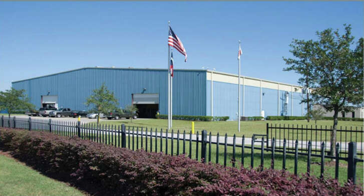 Ideal Steel has leased 66,500 square feet at 5900 Brittmoore.