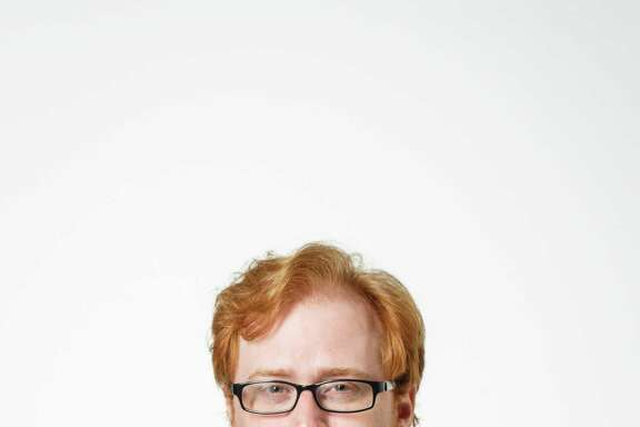 Collin Eaton, Energy reporter mug shot, Tuesday, Sept. 10, 2013, in Houston. ( Michael Paulsen / Houston Chronicle )