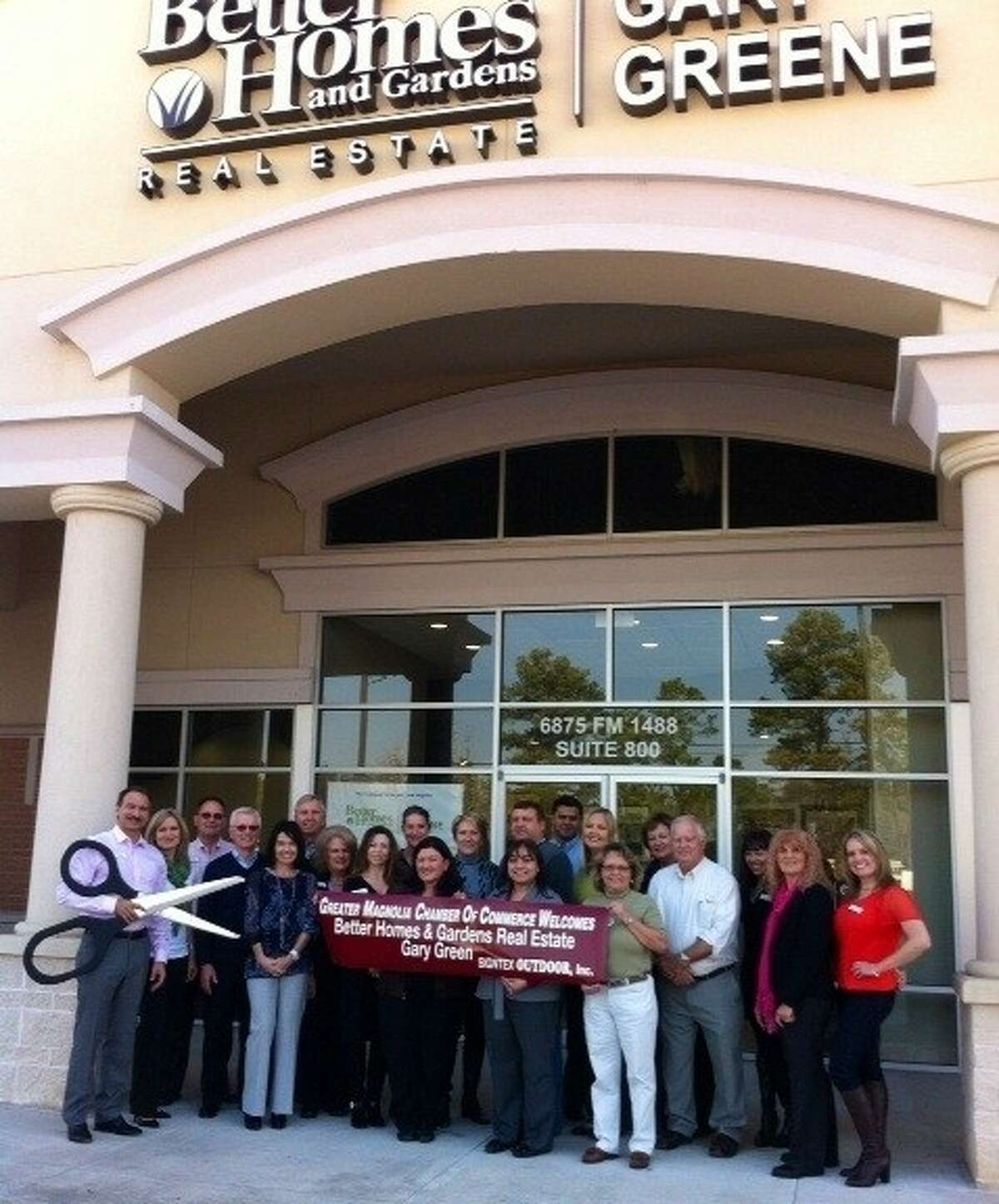 Better Homes and Gardens Gary Greene Real Estate in Magnolia is one of 24 sales offices in the Houston market.