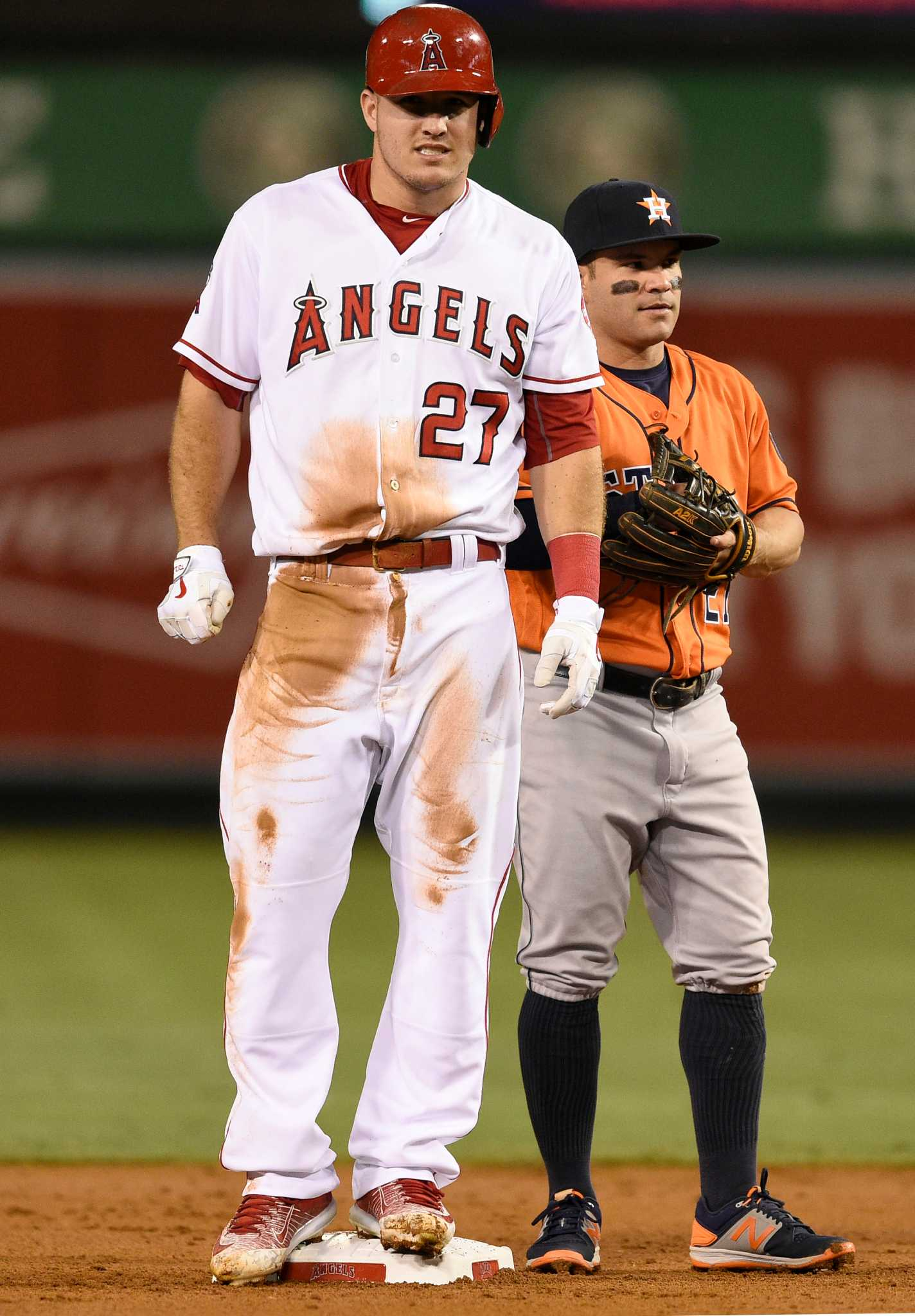 Jose Altuve Third In Mvp Voting Mike Trout Wins Houston