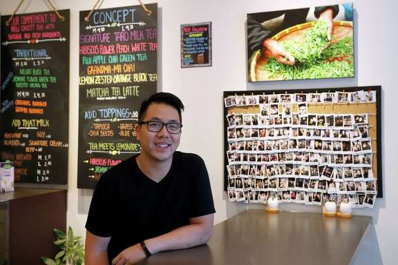 Mathew Wong and his business partners opened Tea and Milk last year in the Astoria neighborhood in the Queens borough of New York. They developed a strategy they hope makes their shop stand out and allow it to thrive even if the popularity of bubble tea wanes. Bubble tea, popular in Taiwan, gets its name from the tapioca pearls in the beverage.