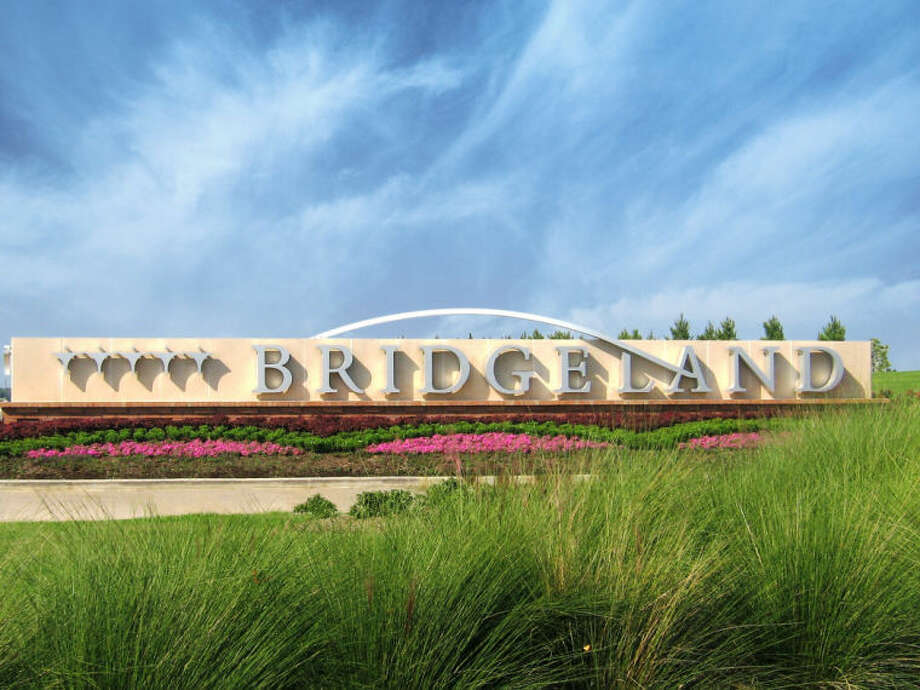 The West Houston Association recently named Bridgeland a Quality Planned Development. The coveted designation recognizes superior residential and commercial development.
