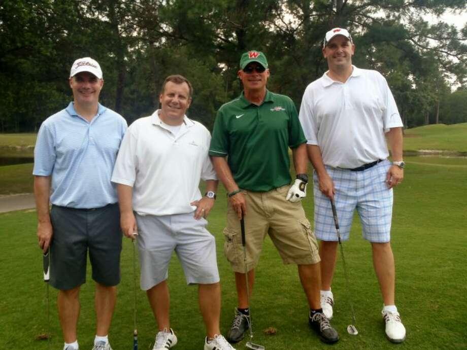 TWHS Football Golf Tournament 2012