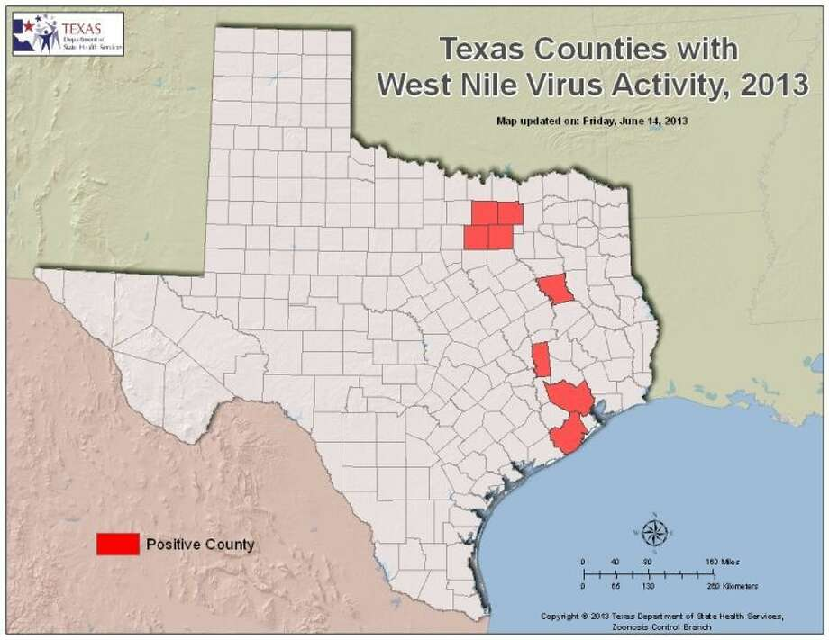 West Nile Virus Texas Zip Code Map.Mosquito Tests Positive For West Nile Virus In Atascocita Houston