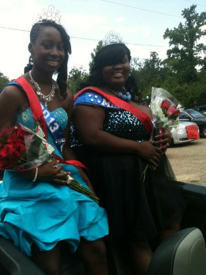 At the recent Juneteenth celebration in Cleveland, Texas, two women, La Meisha Ligons and Takerian Reed, were crowned Miss Juneteenth, because of essays they had written about what what the holiday meant to them.