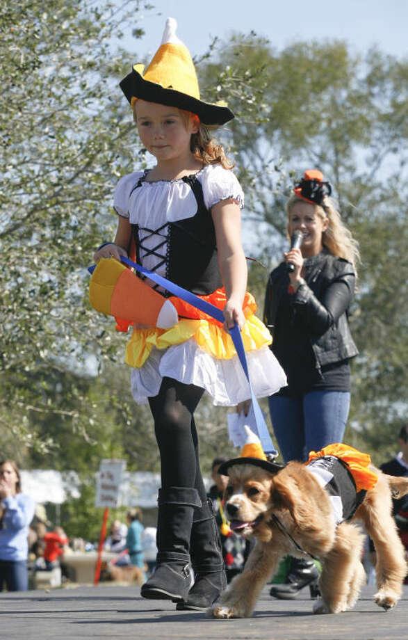 Bridgeland held it's annual Howl-O-Ween Fest in Cypress, Tx. on 10-27-12. Photos by John Everett
