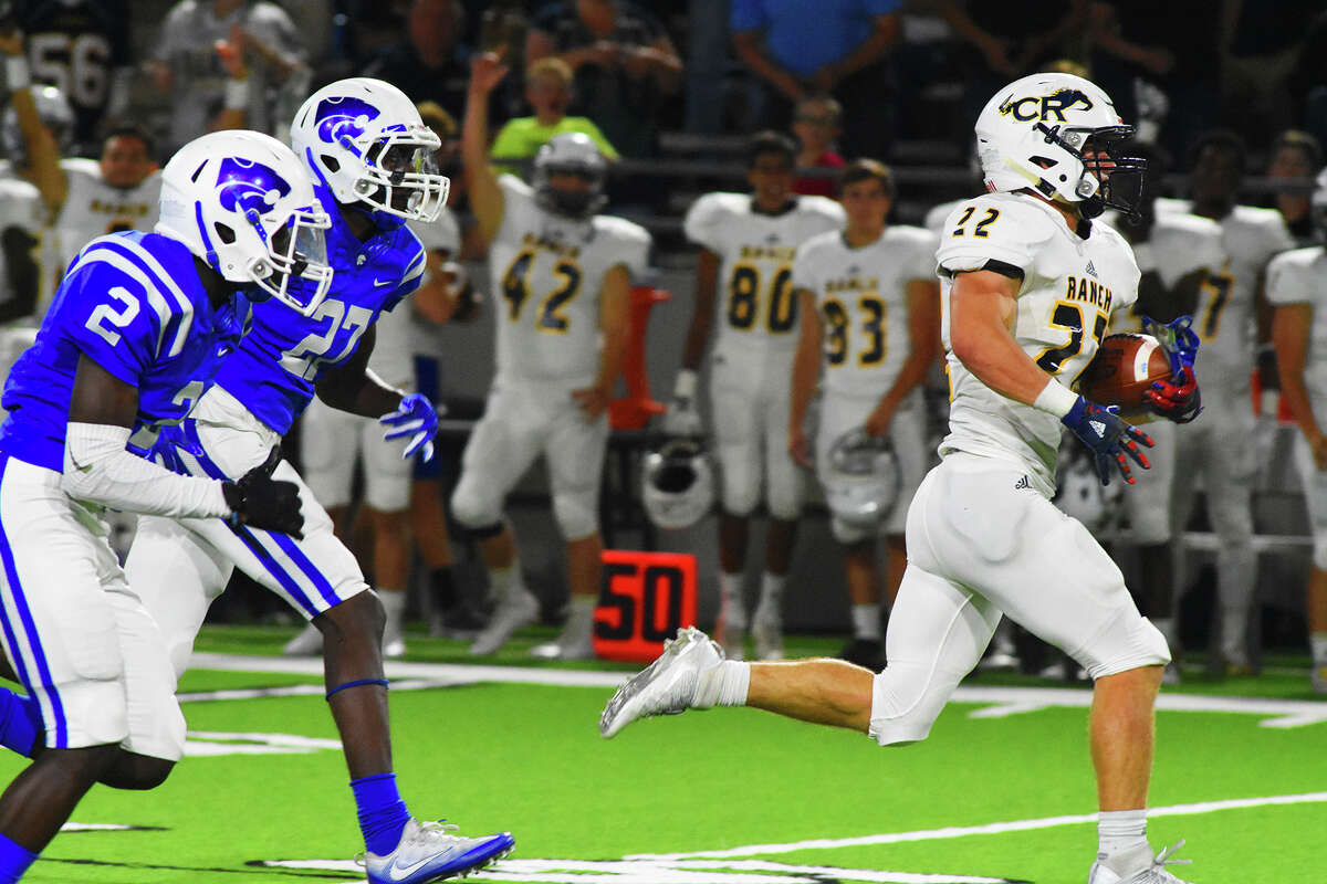 CLASS 6A 3. Cypress Ranch (9-0) This week: vs. Cypress Woods (2-7), 7 p.m. Friday at Cy-Fair FCU