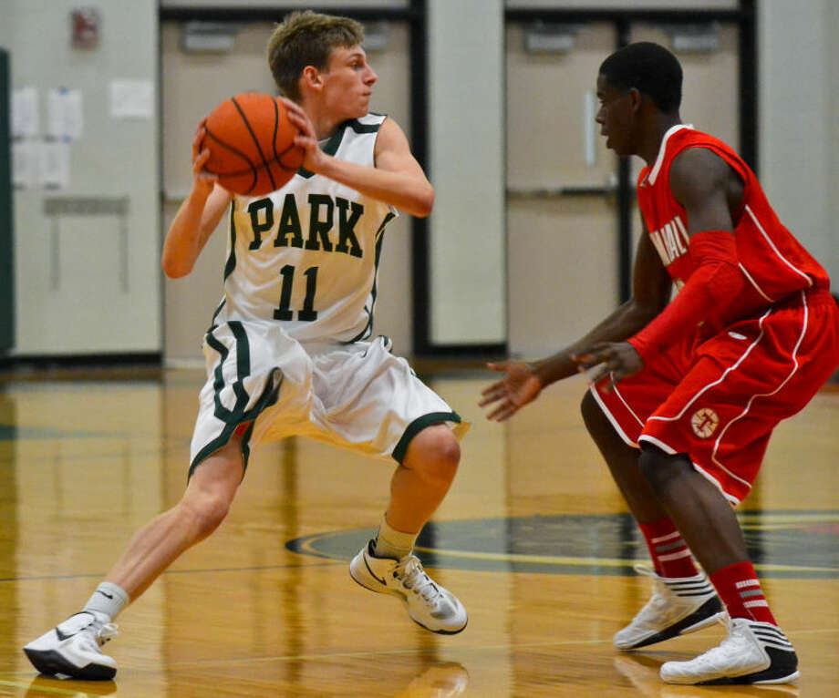Kingwood Park's boys basketball team currently sits at 7-4 in District 19-4A, a game ahead of C.E. King for fourth place.