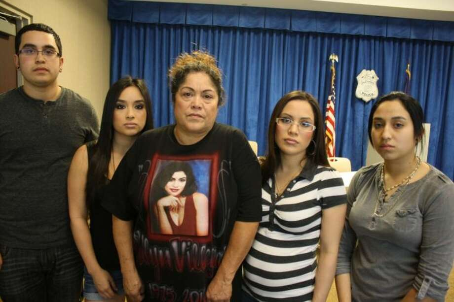 The family of Edlyn Villegas Munoz was relieved their sister's murder suspect has been arrested. But the arrest doesn't lessen their grief and loss.