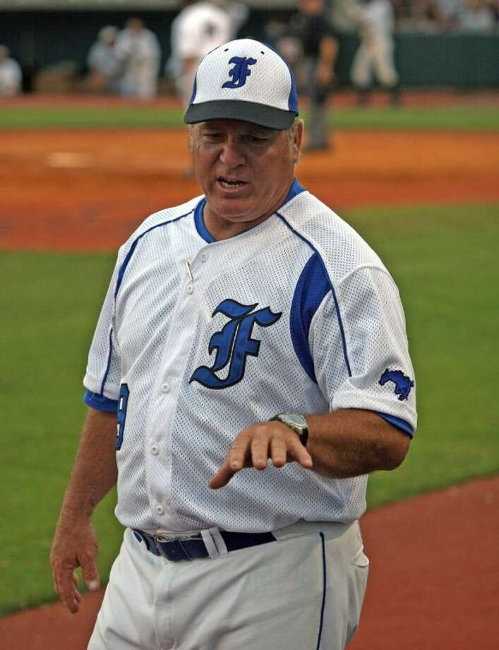 Friendswood baseball coach Charlie Taylor has seen his team already lock up a playoff berth. Now the Mustangs are zeroing in on a District 24-4A title.