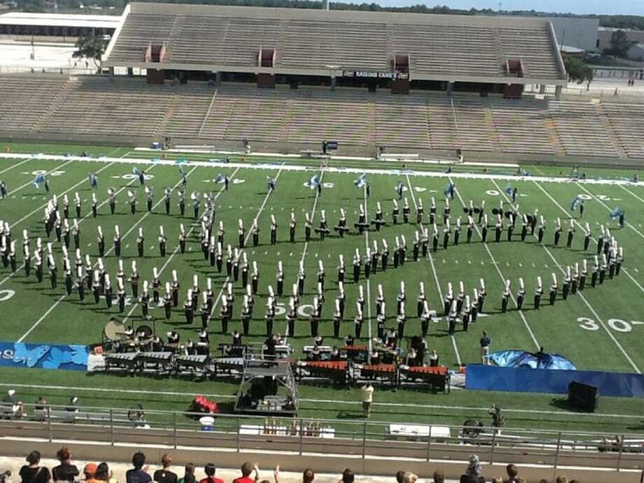 Following its first-place finish in the USBands Conroe Showcase last weekend, the Cypress Falls High School marching band will travel to Atlanta, Ga., this weekend for the Bands of America Atlanta Super Regional.