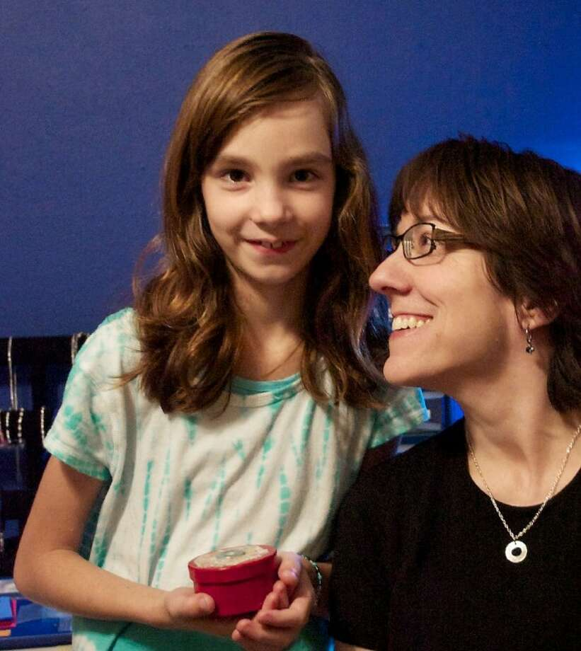 Priscilla Shontz and her daughter Laura create unique jewelry items with their business Color Pop Jewelry.