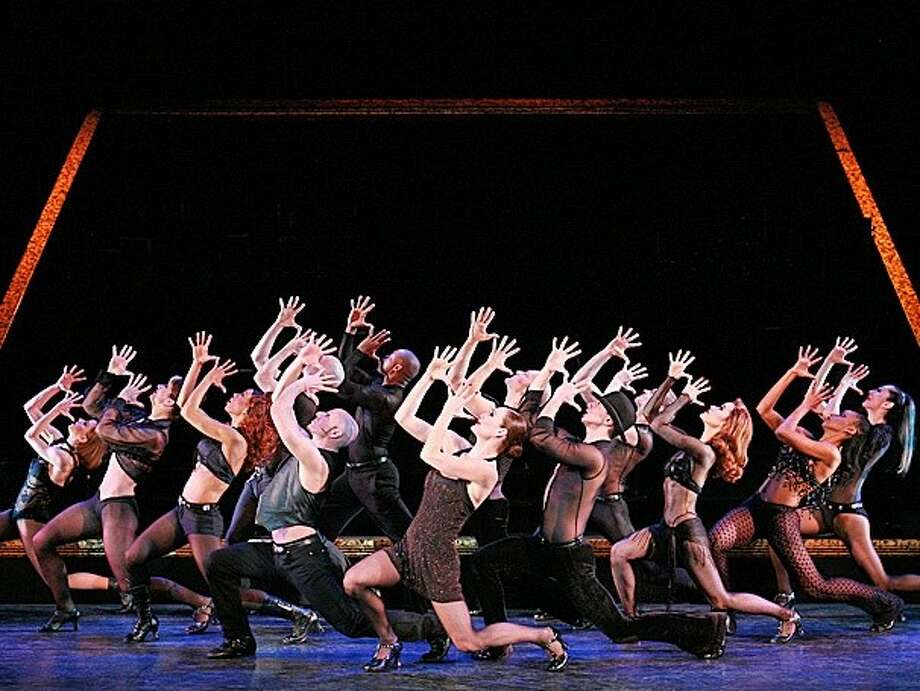 """The musical """"Chicago"""" is at the Hobby Center"""