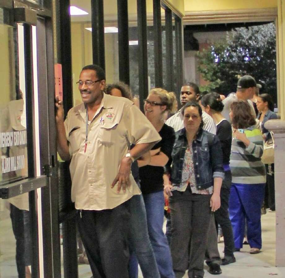 West Pearland residents were lining up to vote in the Alvin Independent School District's $212.4 million bond election Tuesday (Nov. 5).