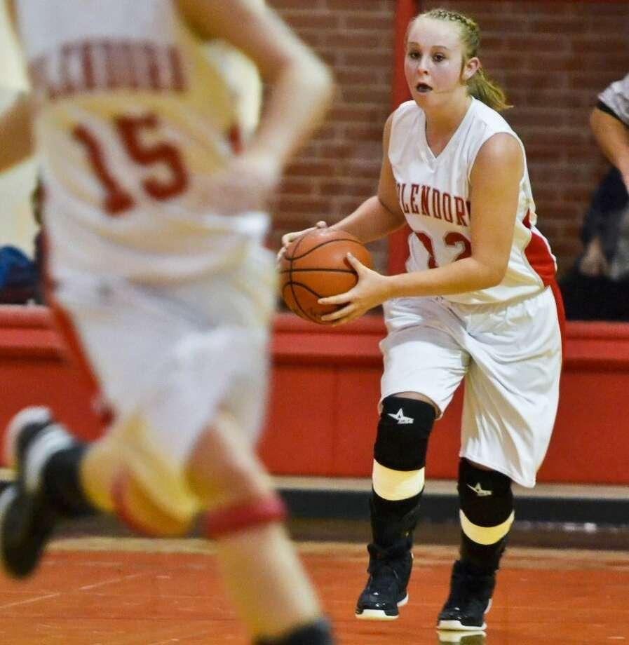 Splendora's girls basketball team plays at Tarkington this Friday night.