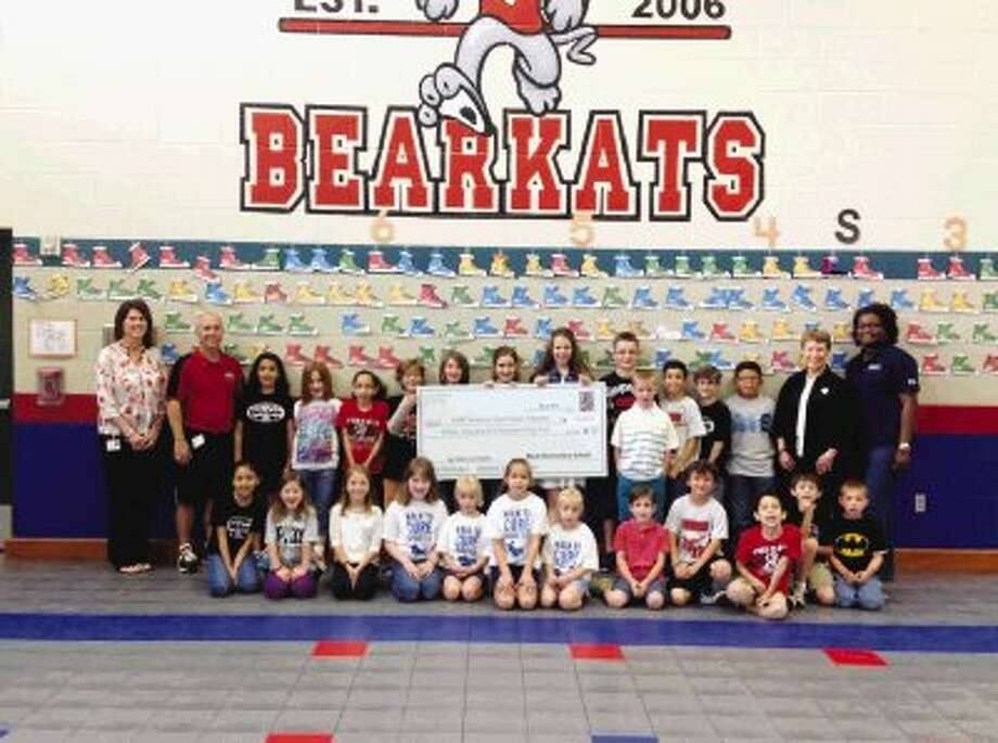 Black Elementary students have raised $15,555 throughout the 2012-2013 school year, which will be donated to the JDRF to find a cure. The school has given generously to the JDRF since 2010-2011, generating a three-year total of $40,000 in donations.