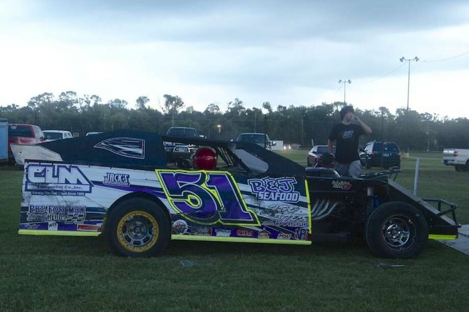 Local longtime dirt track racers find the sport hard to give up ...