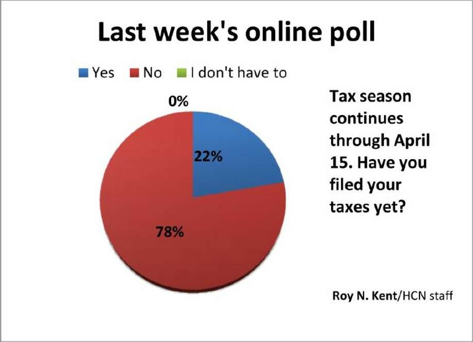 ROY KENT: Are we really getting anything when paying our taxes?