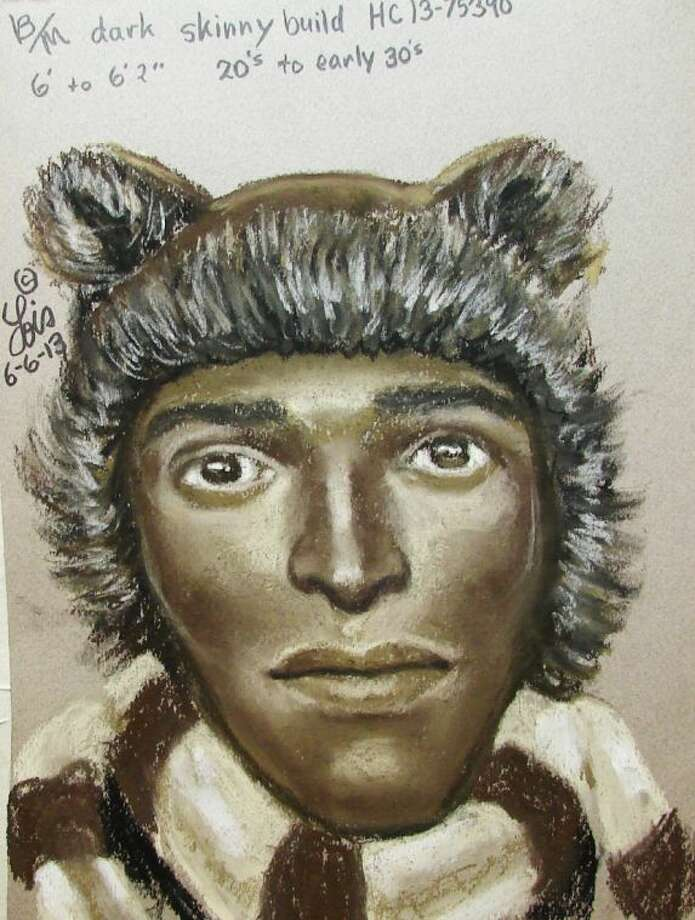 FBI releases sketch of 'Teddy Bear Bandit'
