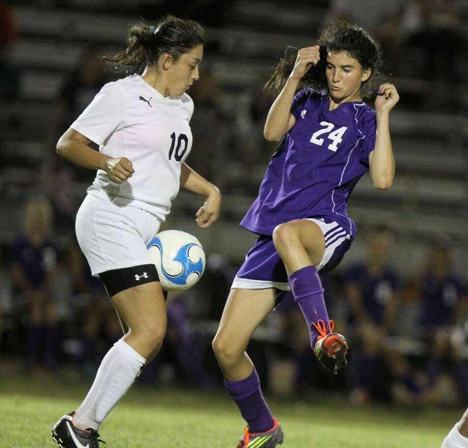 Madison Grover and Ridge Point improved to 10-1-0 with shutout victories against Santa Fe and Elkins. The Lady Panthers and Panthers both lead District 23-5A.