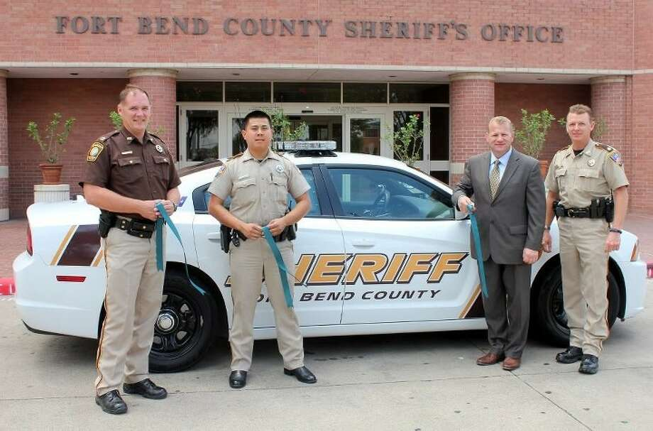 fort bend sheriff 39 s office participates in sexual assault awareness