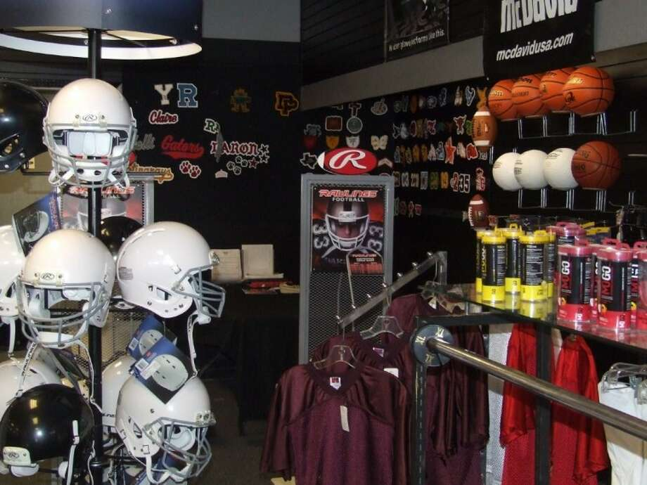 Pasadena Sporting Goods has expanded its inventory while continuing to cater to league and community sales.