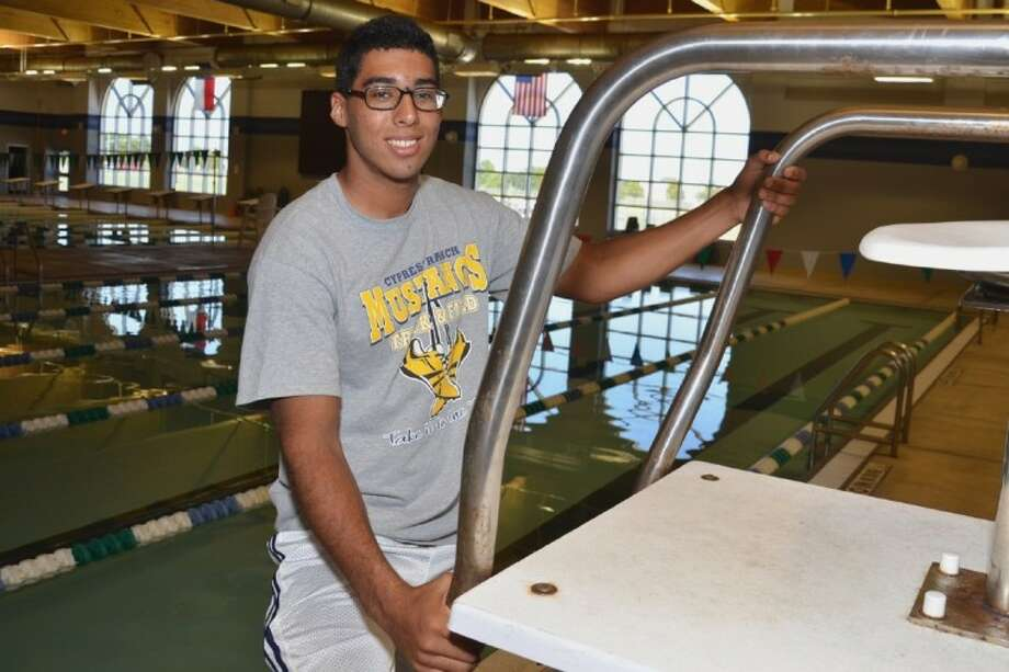 Cypress Ranch High School junior Shady Sheded said his extensive lifeguard training prepared him for a life-saving incident on Sept. 16.
