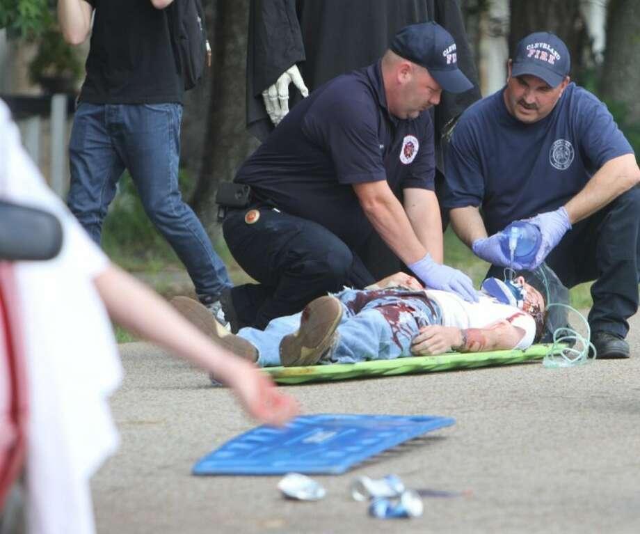 Seven High School Students Die In Mock Drunk Driving