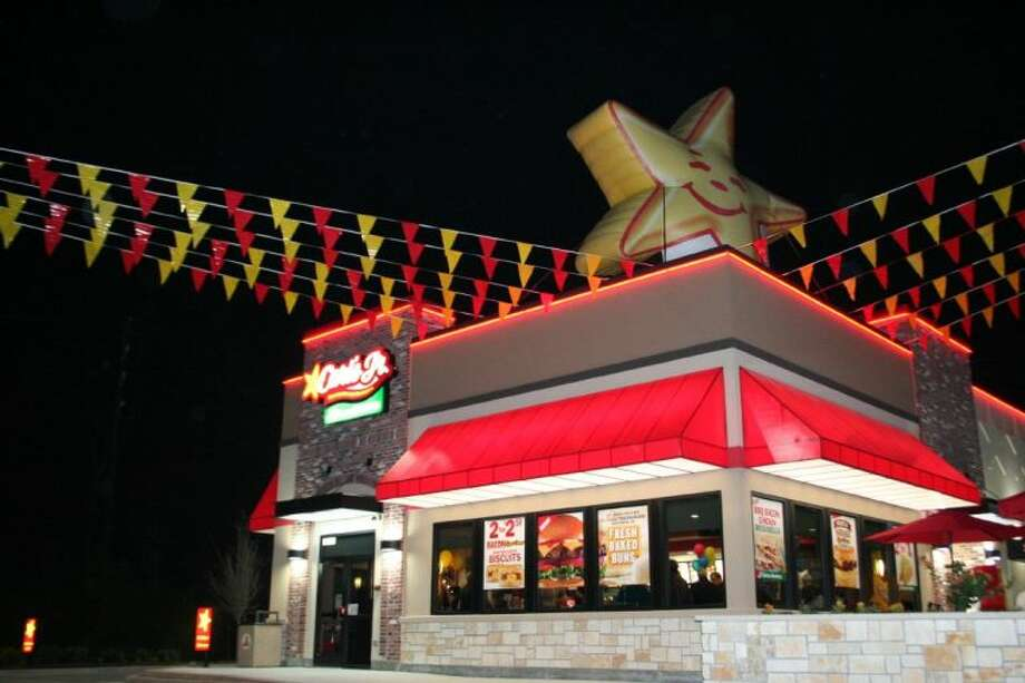 Carl's Jr. opened for business Tuesday, Nov. 12, just north of H.E.B. on W. Lake Houston. Photo: Nate Brown