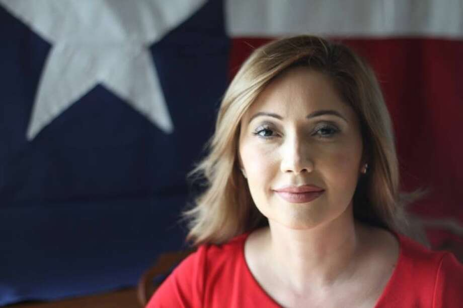 Miriam Martinez, 41, a South Texas small business owner, filed to run for Texas governor Nov. 9.