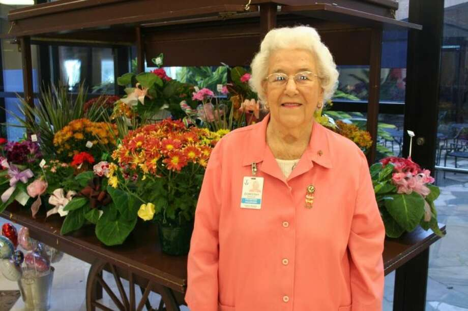Tomball Regional Medical Center will celebrate the retirement of community leader Dorothy Beckendorf on Friday, Nov. 22, at 1 p.m. in the hospital's Tower First Floor Conference Room. Beckendorf has been a volunteer at the hospital gift shop since 1976. Photo: Submitted